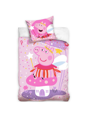 Peppa Pig Duvet cover Fairy - 140 x 200 cm