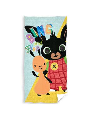 Bing Bunny Beach towel Flop 70 x 140 cm