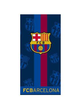 FC Barcelona Beach towel Stripe 70 x 140 cm