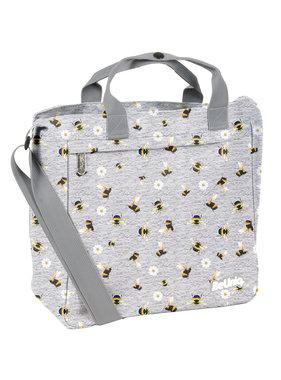 BeUniq Shoulder bag Bees - 32 cm