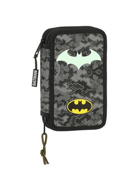 Batman Filled pencil case Night - 28 pcs.