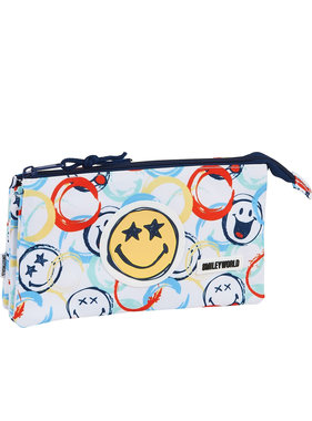 Smiley Pencil case Art - 22 cm