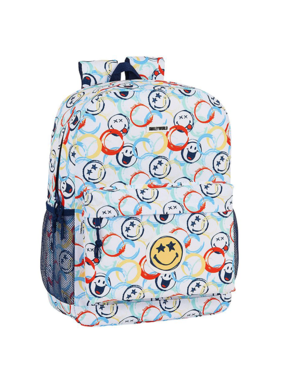 Smiley Backpack Art - 43 cm