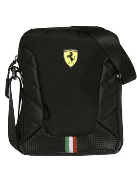Ferrari Schoudertas Nero - 21 cm