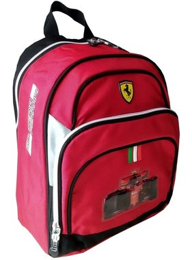 Ferrari Toddler backpack F1 - 30 cm