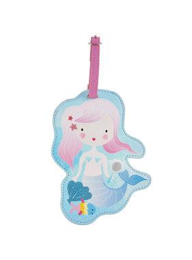 Floss & Rock Luggage Label Mermaid - 15 cm
