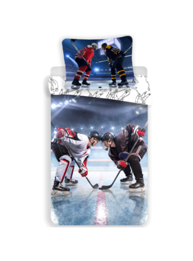 Sport Duvet cover Ice Hockey 140 x 200