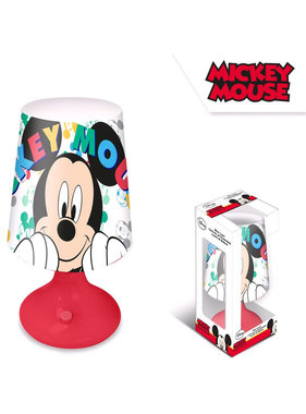 Disney Mickey Mouse Tafellamp 18 cm