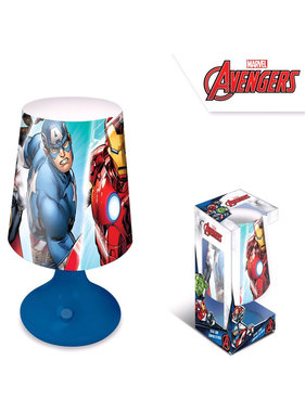 Marvel Avengers Tafellamp 18 cm