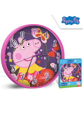 Peppa Pig wall clock 25 cm