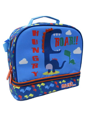 Must Dino cooler bag 27 x 24 x 13 cm