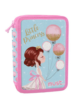 Must Balloons filled pouch 21 x 15 x 5 cm