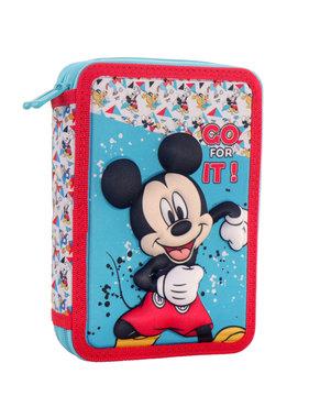 Disney Mickey Mouse 3D gevuld etui 21 x 15 x 5 cm