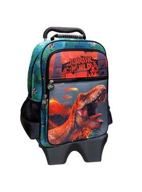 Jurassic World Backpack Trolley T-Rex - 52 cm