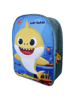 Baby Shark Toddler Backpack Yellow - 29 cm