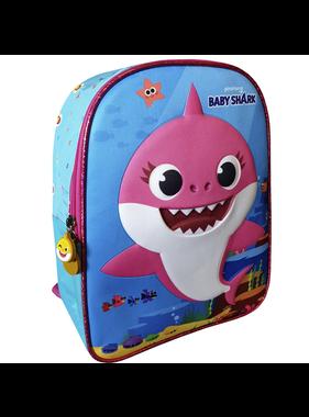 Baby Shark Toddler backpack Mama Shark - 29 cm
