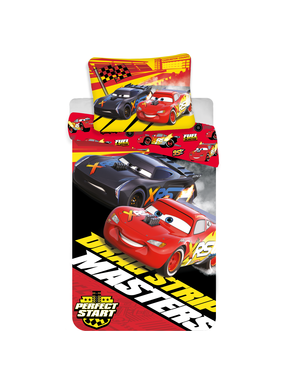 Disney Cars Dekbedovertrek Drag Strip Masters 140 x 200