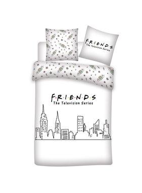 Friends Duvet cover Skyline 240 x 220 cm