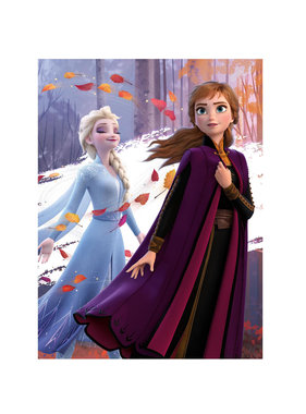 Disney Frozen Fleeceplaid Herfst 100 x 140 cm