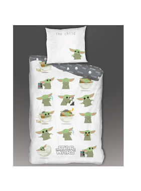 Star wars Duvet cover Yoda 240 x 220 cm
