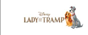 Disney Lady en de Vagebond