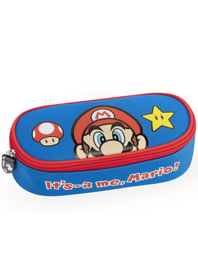 Super Mario Etui Power-Up - 22 cm