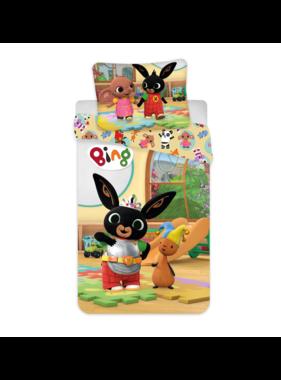Bing Bunny BABY Duvet cover Playtime 100 x 135 cm
