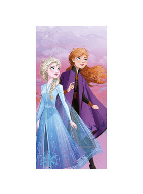 Disney Frozen Beach towel Friends 70 x 140 cm