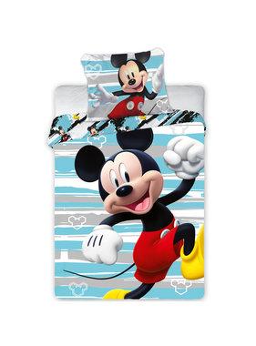Disney Mickey Mouse BABY Dekbedovertrek Happy 100 x 135 cm