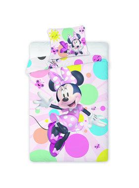 Disney Minnie Mouse Duvet cover Happy 140 x 200