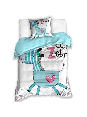 Zebra Duvet cover 140 x 200