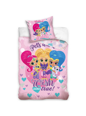 Shimmer And Shine Duvet cover Wish 140 x 200