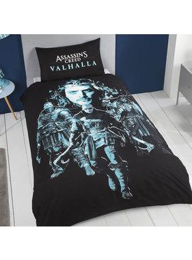 Assassins Creed Duvet cover Valhalla 135 x 200