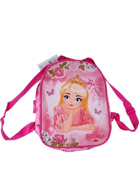 Princess Toddler backpack Double sided 30 cm