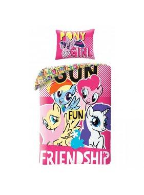 My little Pony Duvet cover Friendship 140 x 200
