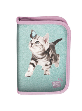 Studio Pets Filled Pouch Kitten and Butterfly 22 pcs.
