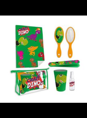 Dinosaurus Toilet Reisset Crazy Dino - 6 delig