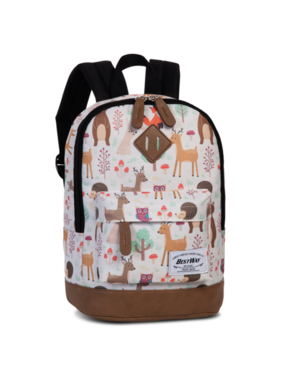 Bestway Toddler backpack Animals of the Forest - 29 cm