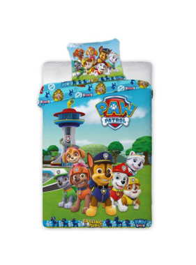 Paw Patrol Dekbedovertrek Calling All Pups 140 x 200