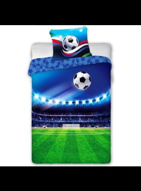 Voetbal Duvet cover Stadium 140 x 200