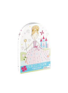 Floss & Rock Princess Puzzle 20 pcs.