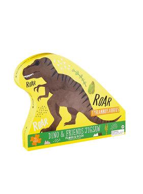 Floss & Rock Dinosaurus Puzzel 40 st.