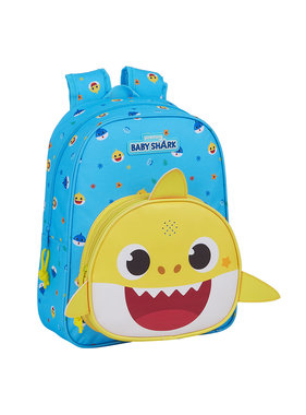Baby Shark Backpack with music 33 cm