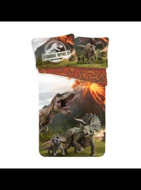 Jurassic World Duvet cover Eruption 140 x 200