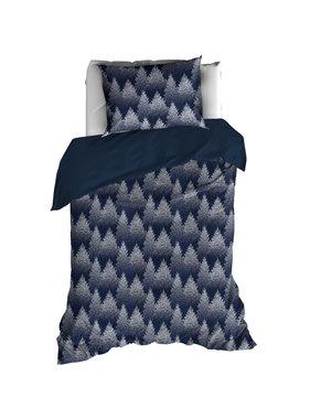 De Witte Lietaer Duvet cover Cotton Flannel Forest by Night 140 x 200/220 cm