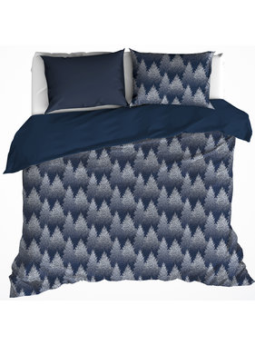 De Witte Lietaer Duvet cover Cotton Flannel Forest by Night 200 x 200/220 cm
