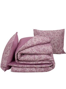De Witte Lietaer Duvet cover Cotton Flannel Lea Lilac 260 x 240 cm