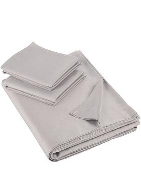 De Witte Lietaer Bed sheet set double Olivia 280x280 + 60x70 (2) Satin cotton