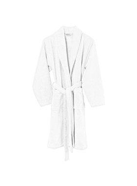 De Witte Lietaer Bathrobe Felicia - Large - Ladies - Cotton Polyester