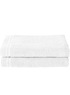 De Witte Lietaer Shower towel Imagine White 70 x 140 cm - 2 pcs.